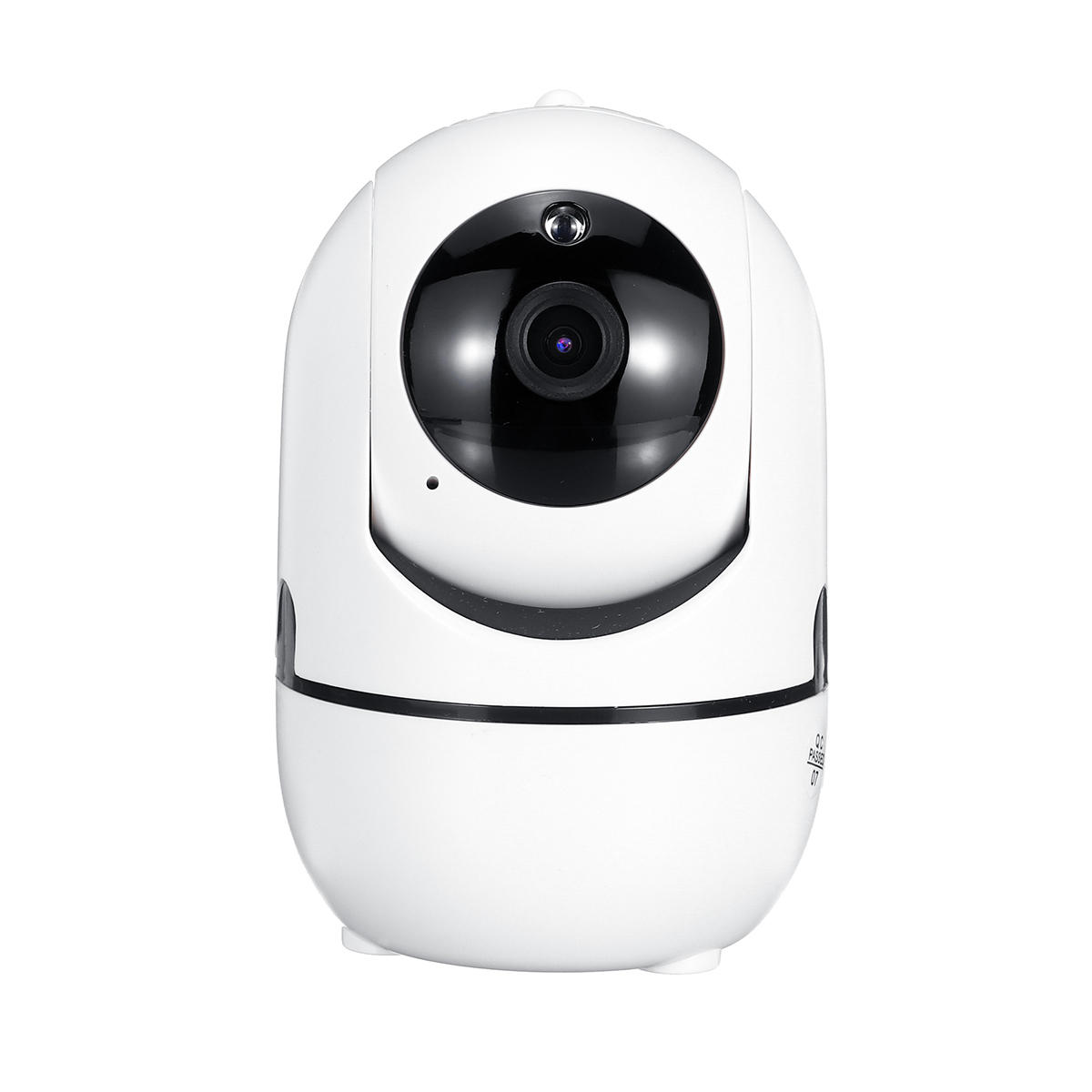 HD 1080P Wireless WiFi IP Camera Home CCTV Security Camera Night Vision Two Way Intercom 360° 3D Navigation