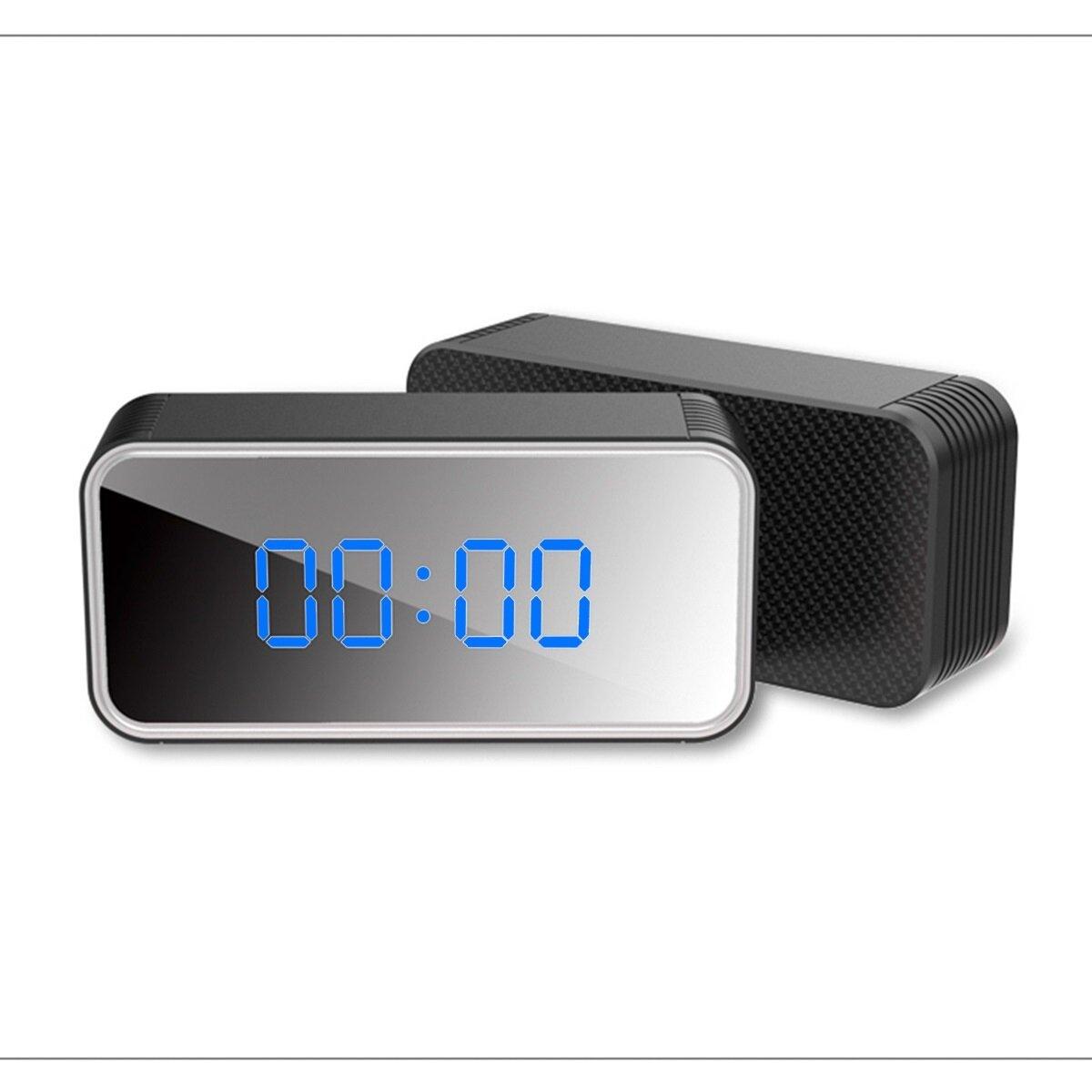 H13 Wireless Nanny Clock 4K WIFI M ini Camera Time Alarm P2P IP/AP Security Night Vision Motion Sensor Remote Monitor Micro Home