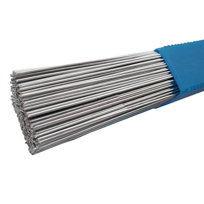20Pcs Aluminum Welding Brazing Rods 1.6/2MM Low Temperature Wire Solder Cored No Need Solder Powder Bundle Storage Box