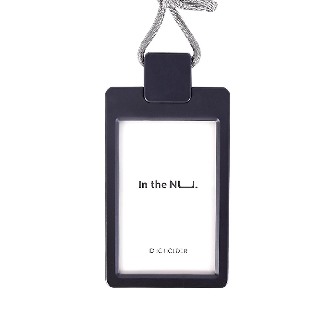 NUSIGN NS126 1PC ID IC Card Holder With Nylon Lanyard Employee Name ID Card Cover Work Certificate Identity Badge Holder from Xiaomi Youpin
