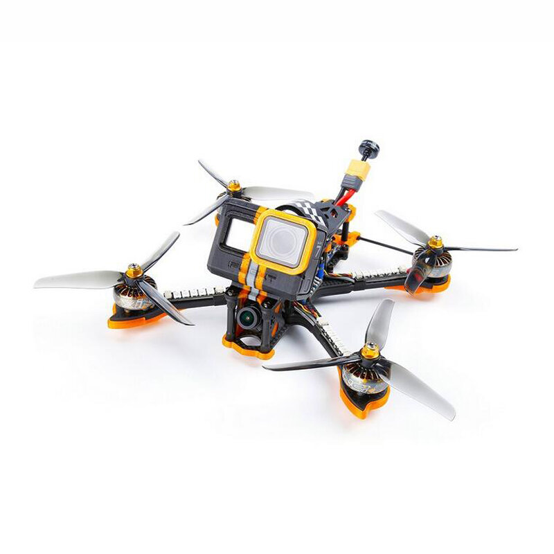 iFlight Cidora SL5 Advanced 4S Freestyle 5 Inch FPV Racing Drone PNP/BNF X2306 2450KV Motor SucceX F7 TwinG FC 25~1000mW VTX Caddx.us Ratel Cam