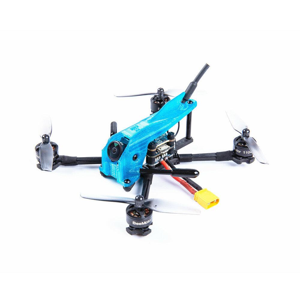 iFlight TurboBee 120RS V2 120mm F4 4S FPV Racing Drone PNP BNF w/ 1104 4200KV Motor Turbo Eos2 Camera