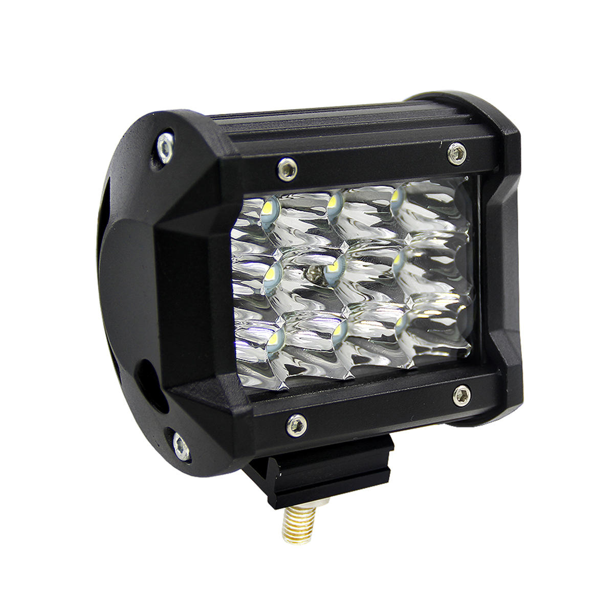 4 Inch 12 LED 36W LED Work Light Bar Driving Lamp For SUV Off-Road ATV 4WD фото