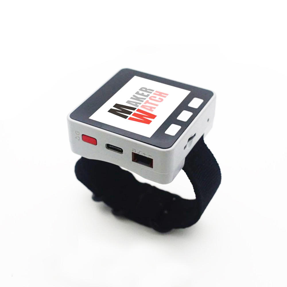 M5Stack® Multi-function Digital Watch with 700mAh Battery for M5Stack ESP32 Core  - buy with discount