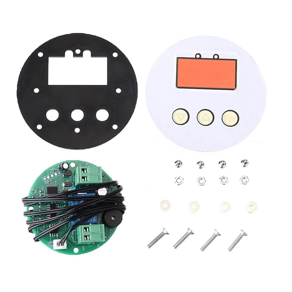 5 قطع 24 فولت XH-W1818 عالية الدقة الدقيقة تحكم التعميم رقمي عرض المدمجة ترموستات