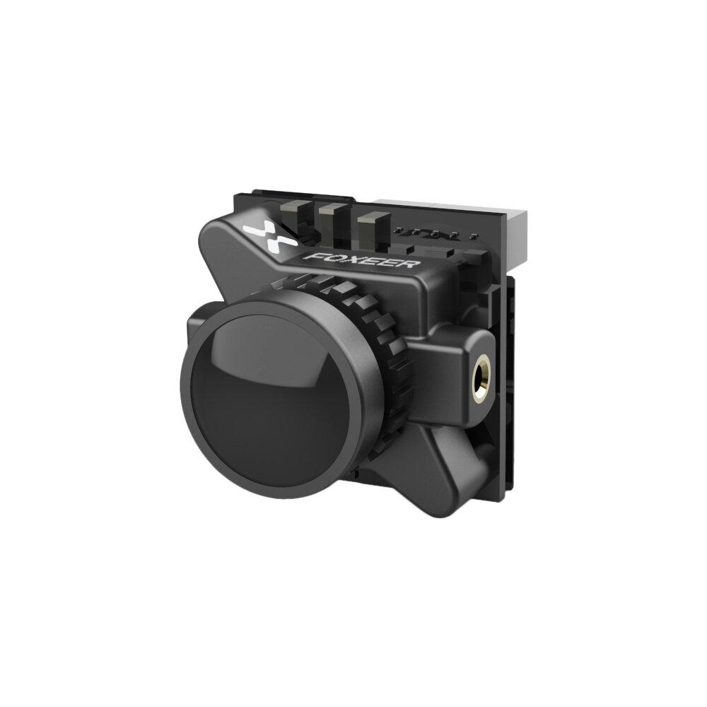 Foxeer Razer Micro 1/3 CMOS 1.8mm Lens 1200TVL 4: 3/16: 9 NTSC / PAL Switchable FPV Kamera Untuk RC Drone