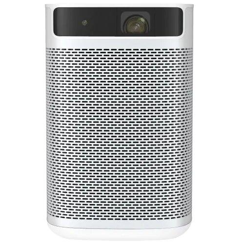 XGIMI XJ03W MOGO DLP Proyektor Dukungan Kecerahan Tinggi Resolusi 4K 2GB 16GB Android 9.0 10400mAh Baterai Asisten Google Home Theater ...