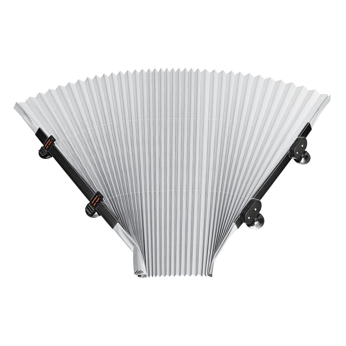 Cubierta de bloque de parabrisas automático plegable Coche Ventana frontal retráctil parasol