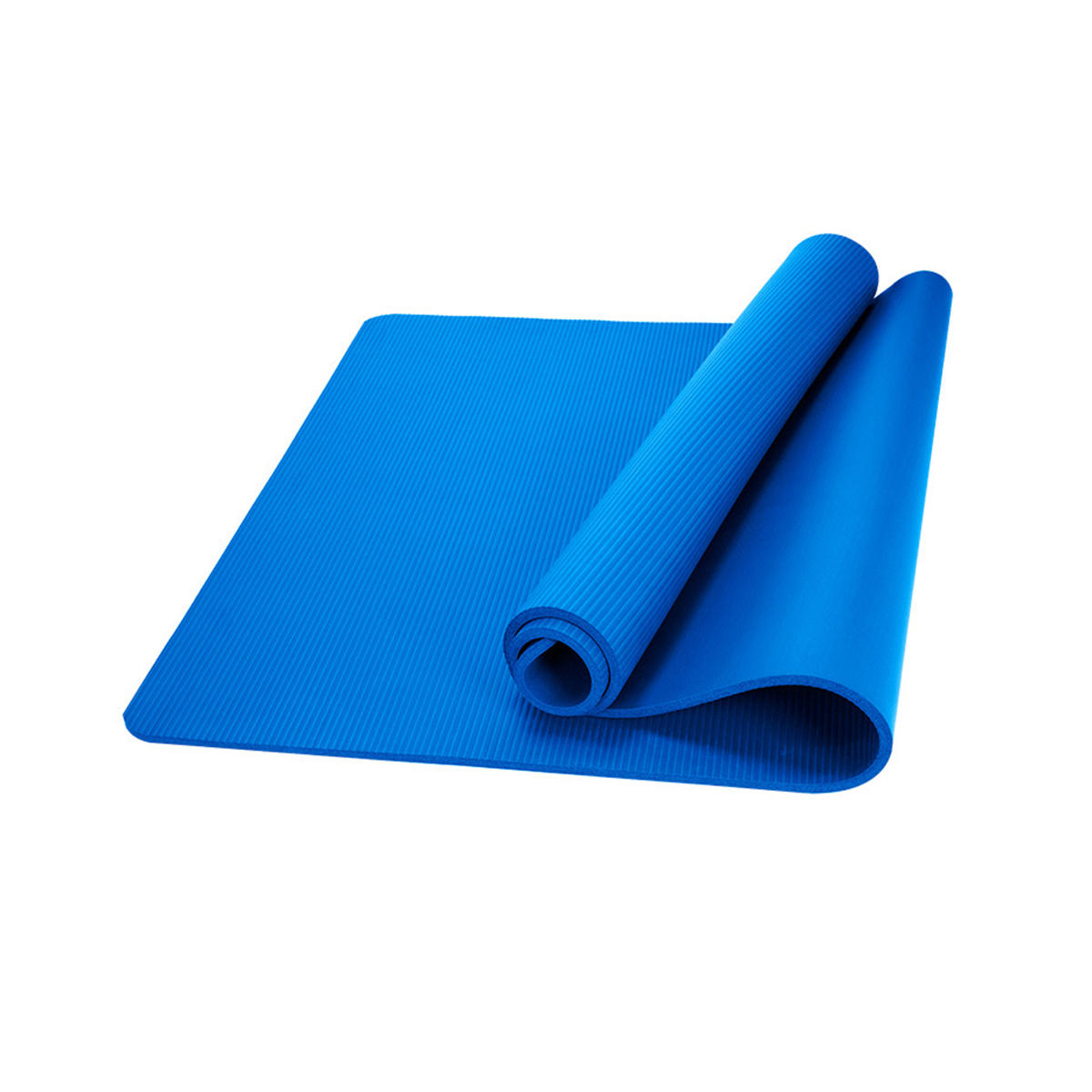 10mm Thick Non-slip Yoga Mat Pad Exercise Fitness Pilates Training Mats Gym