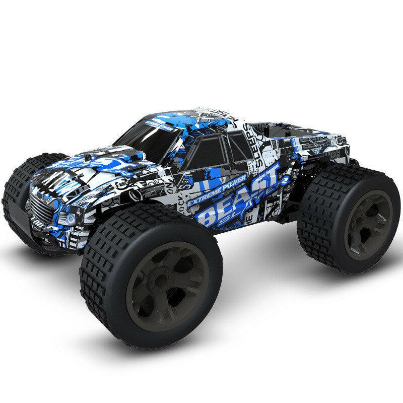 KYAMRC 2811 1/20 2.4G 2WD Kecepatan Tinggi RC Mobil Drift Radio Dikendalikan Balap Panjat Off-Road Truk Mainan