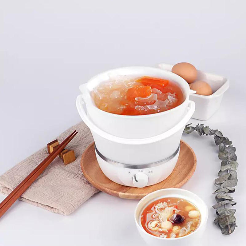 Electric Hot Pot Folding Non-stick Pot Cooker Kettle From Xiaomi Youpin