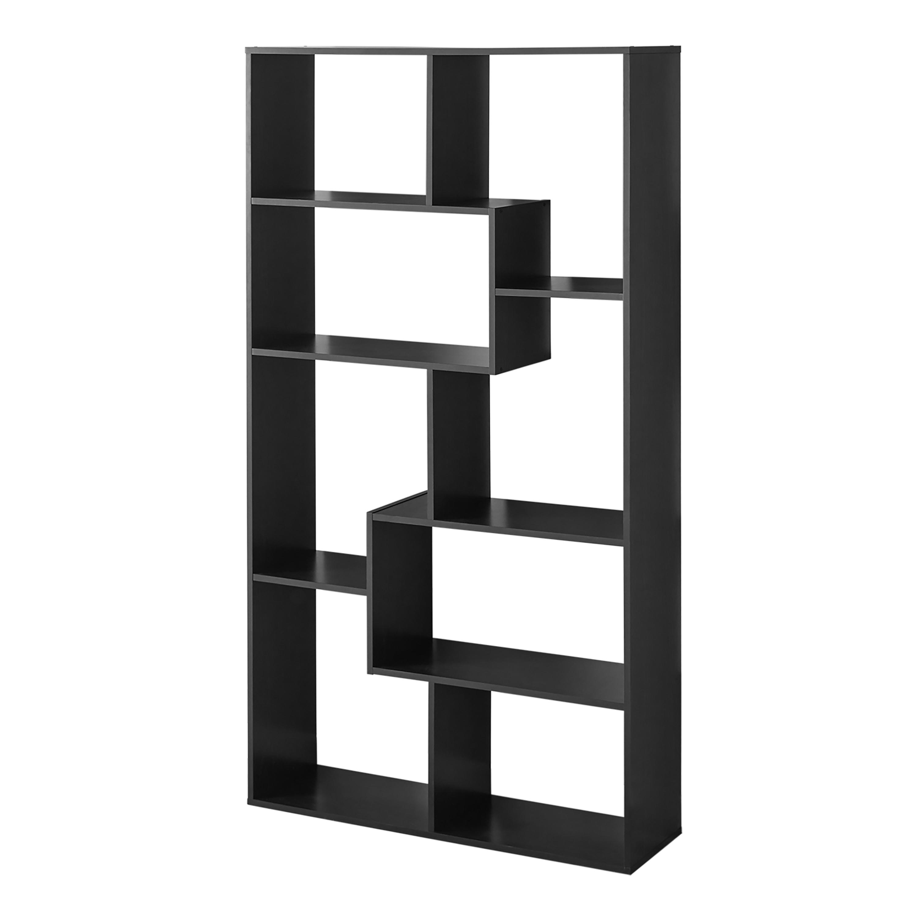Mainstays 8 Cubes Bookcase Storage Cabinet Bookshelf File Document Racks Magazine Storage Organizer Room Decorations