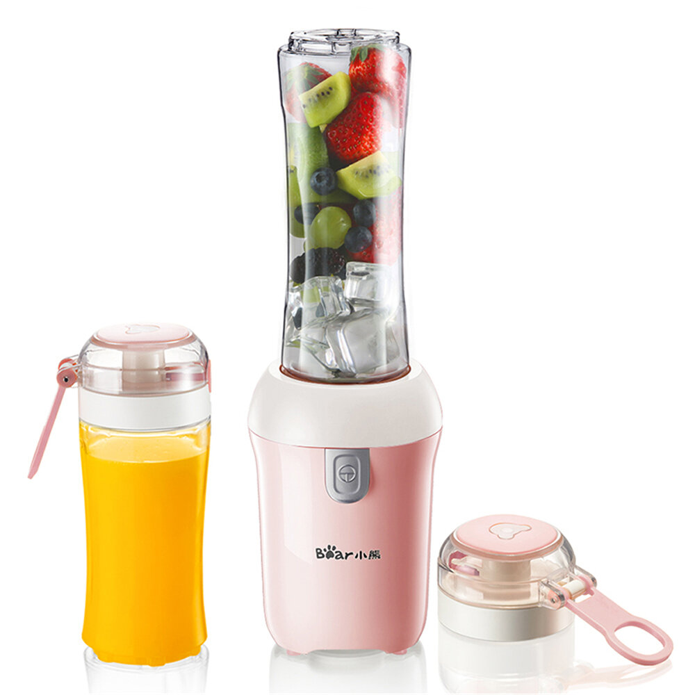 Bear LLJ-D05Q5 Multi-function Portable Juicer Automatic Mini Household Cooking machine