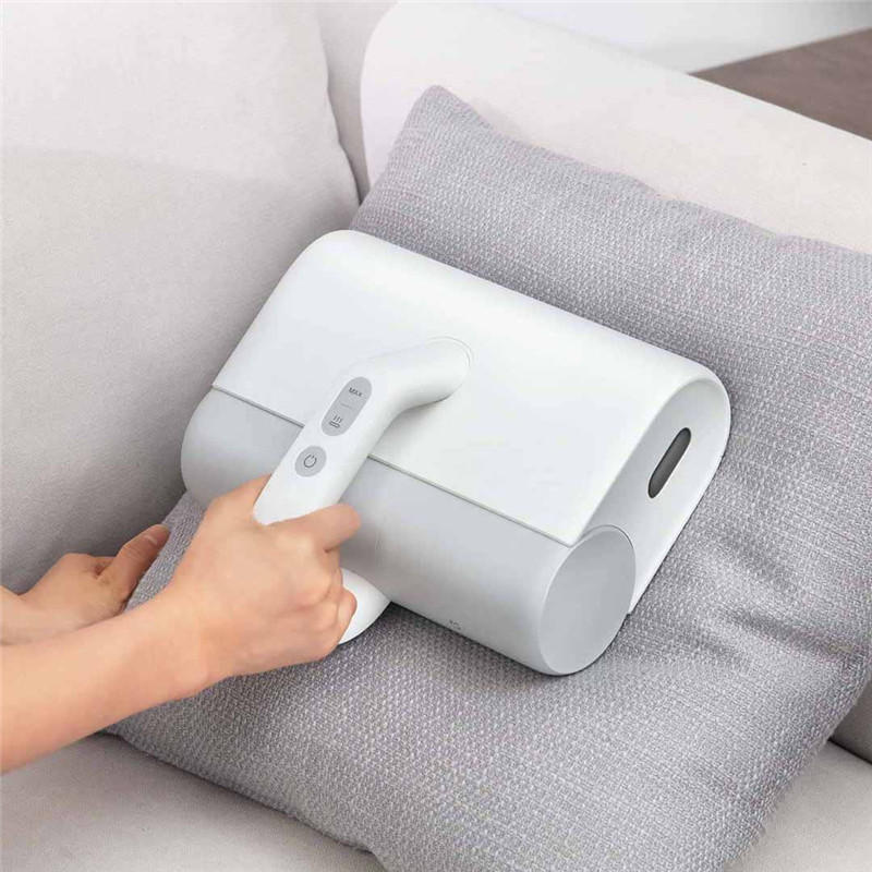 XIAOMI Mijia Cordless Vacuum Mites Removal Machine Ultraviolet Light 85000 RPM Brushless Motor Mites Removal Vacuum Cleaner