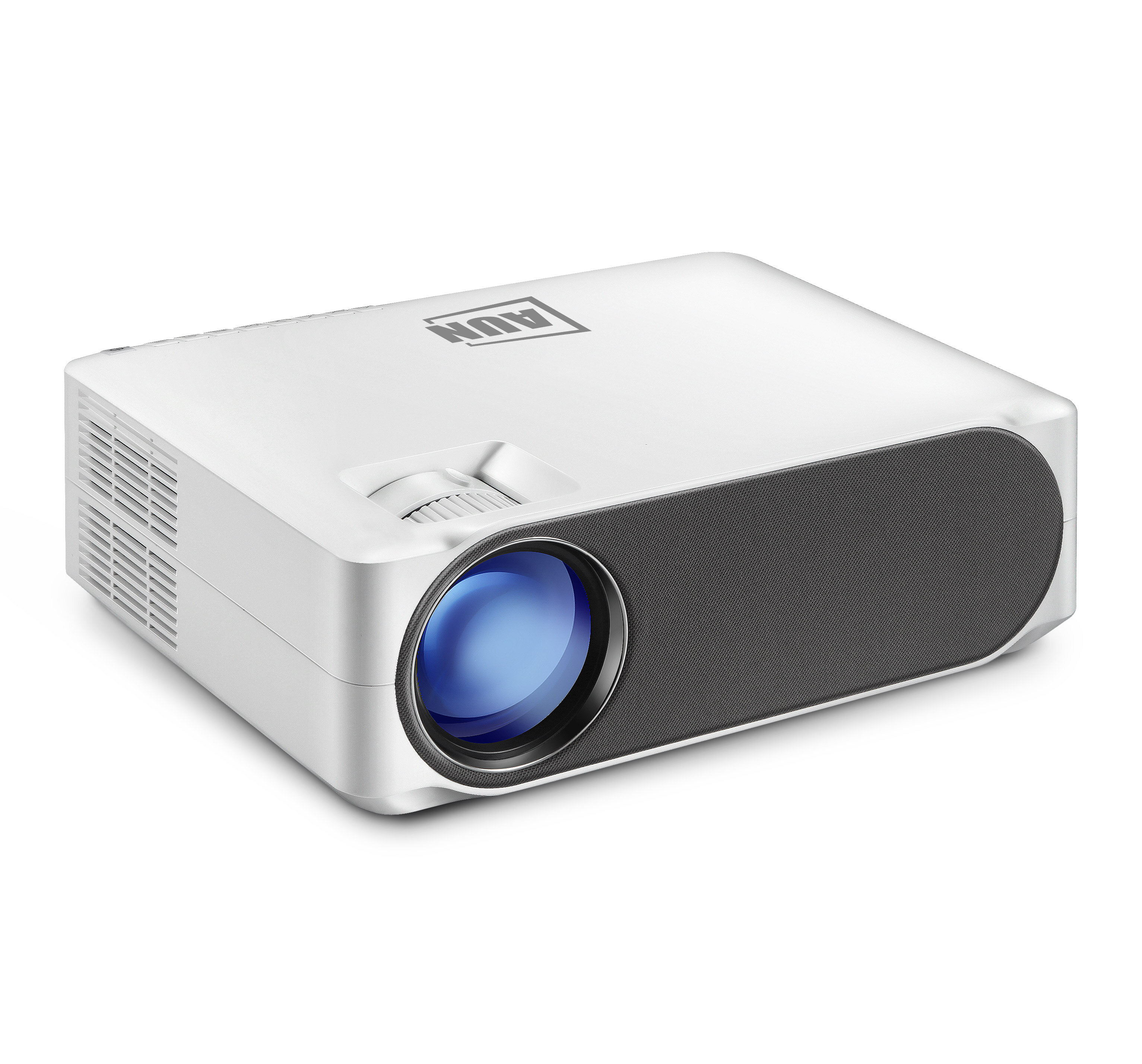 [Android Version] AUN AKEY6S Projector Full HD 1080P Resolution 6800 Lumens 1G+8G WIFI 2.4G Bluetooth 4.0 Built in Multi