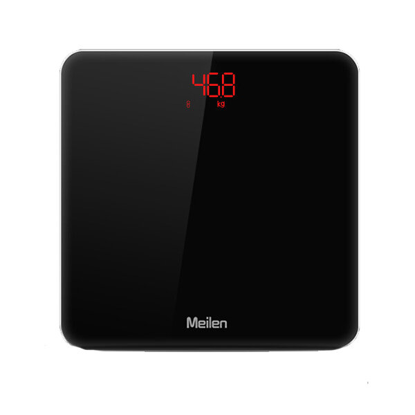 Meilen bluetooth Smart Body Fat Scale USB Rechargeable Induction Automatic Switch APP Data Display Fitness Yoga Tools Scale