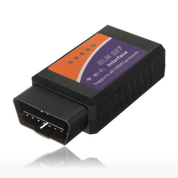 ELM327 WIFI Wireless OBD2 Car Diagnostic Scanner Adapter