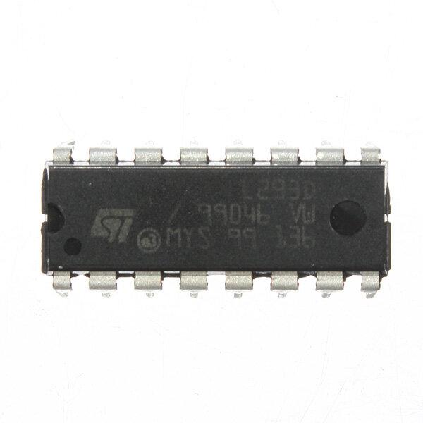 5PCS L293D L293 Push-Pull Four-Channel Motor Driver IC DIP-16 NEW