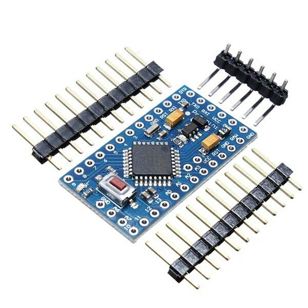ATMEGA328 328p 5V 16MHz Pro Mini PCB Module Board Geekcreit for Arduino - products that work with official Arduino boards