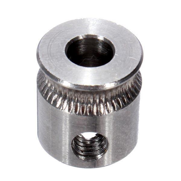MK7 Teeth Extruder Gear With M4 Screw For 3D Printer