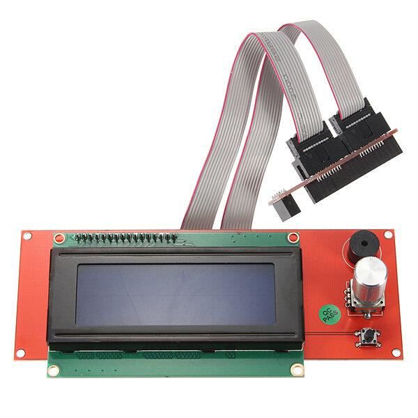 3D Printer Reprap Ramps 1.4 2004 LCD Smart Controller Display Adapter