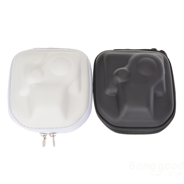 EVA Case For Gopro Hero3+/3/2/1 Bag Of Gopro Accessories Black White