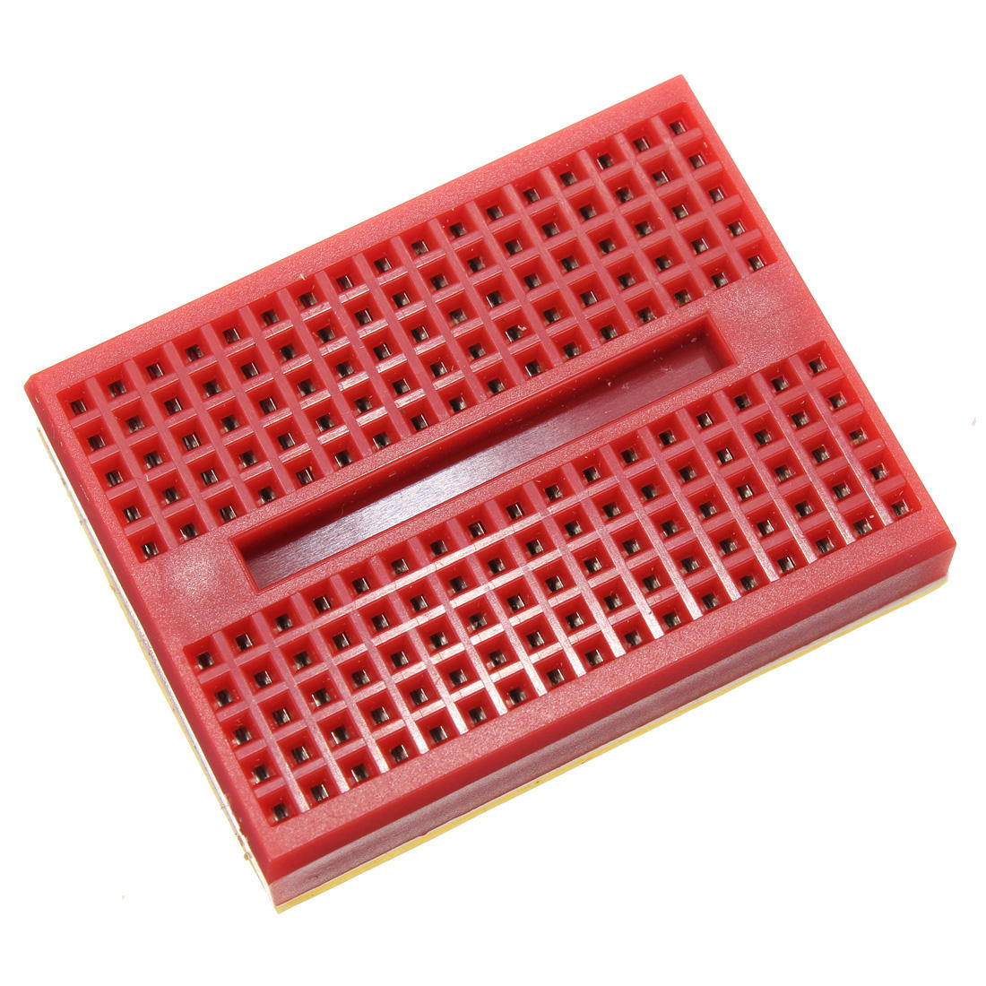 10Pcs Red 170 Holes Mini Solderless Prototype Breadboard For Arduino