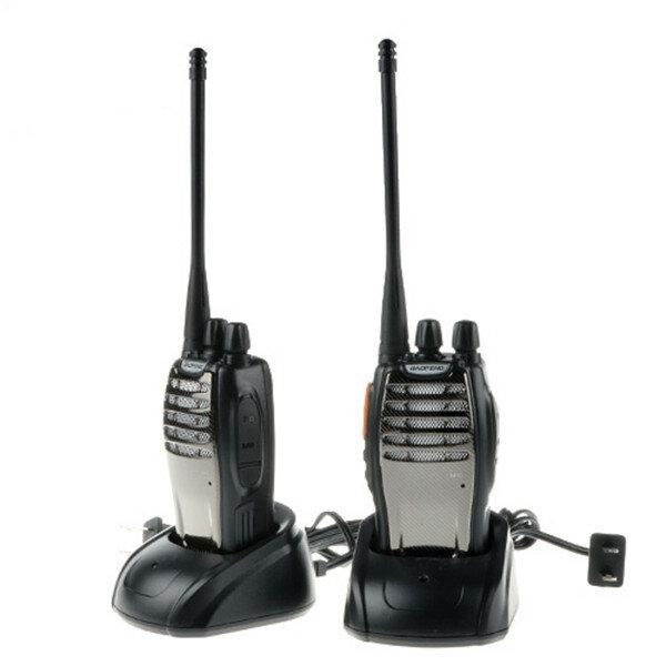 2Pcs Baofeng BF-A5 5W 16CH Walkie Talkie UHF 400-470MHz FM Ham Two-way Radio