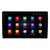 10 Inch Android 8 2DIN Car Stereo Quad Core Touch Radio WIFI GPS Nav Video MP5 Player