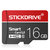 StickDrive 8GB 16GB 32GB 64GB 128GB Class 10 High Speed TF Memory Card With Card Adapter For Mobile Phone iPhone Samsung Huawei Xiaomi Redmi Note 8 Note 8 Pro