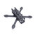 Sirians 3 Inch 135mm Wheelbase 3mm Arm Carbon Fiber Frame Kit for RC Drone FPV Racing