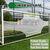 Pro Precision Football Goal Net 24''x8'' Outdoor Training Practice Gate Soccer NET