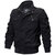 Spring Autumn Outdoor Tactical Washed Cotton Plus Size XS-4XL Epualet Military Jacket for Men