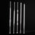 Stainless Steel Spiral Ear Pick Spoon Double Head Digging Suit Tool Manual Massager