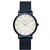 ROSEFIELD 726 Tali Kasual Stainless Steel Fashion Wanita Quartz Watch
