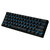 [Cherry MX Switch]Anne Pro 2 60% NKRO bluetooth 4.0 Type-C RGB Mechanical Gaming Keyboard