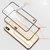 Bakeey Plating Klar Skrabestandig Temperert Glass Beskyttelsesveske For iPhone XS Maks