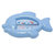 Topacc Cartoon Fish Shape Water Sensor Thermometer Baby Kids Plastic Bathing Toys Safety Temperature Shower