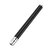 Drillpro Wood Turning Tool with Wood Carbide Insert Cutter Round Shank Woodworking Tool/Aluminum Alloy Handle