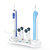 Toothbrush Holder Electric Brush Head Charger Stand Organizer For Braun Oral-B