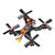 "Eachine Tyro79 140 מ""מ 3 אינץ 'גרסה DIY FPV מירוץ RC Drone F4 OSD 20A BLHeli_S 40CH 200mW 700TVL"