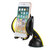 Plastic Car Phone Holder GPS Accessories Suction Cup Retractable Mount Stand