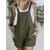 Women Casual Sleeveless Strappy Loose Jumpsuit Playsuits