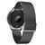 Bakeey SN58 Dial ultradelgado de 10 mm IP68 Impermeable Dinámico Corazón Verificación de actividad Tiempo Música Reloj inteligente