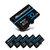 MicroData 8 GB 16GB 32GB 64GB 128 GB Classe 10 V30 Ad alta velocità Max 80 Mb / s Scheda di memoria TF con adattatore per telefono cellulare Xiaomi Redmi Note 8 Note 8 Pro Tablet GPS fotografica Drone