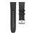 Kospet 24MM Head Layer Cowhide Silicone Watch Band Strap for Smart Watch Kospet Prime Optimus Pro Optimus Hope Brave Lite