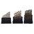 Drillpro M42 HSS Twist Drill Bit Set 3 Edge Head 8% High Cobalt Drill Bit for Stainless Steel Wood Metal Drilling