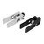 TWO TREES® Black / Silver 2020 X-axis Synchronous Belt Tensioner Aluminum Profile Kit For 3D Printer Parts
