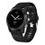 DT NO.1 S10 Full Touch Wristband PPG+HRV Heart Rate Monitor Large Battery Caller ID Display Sport Smart Watch