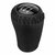 5-Speed Black PU Leather Car Gear Shift Knob Head Shifter For Mazda 3 5 6 Series